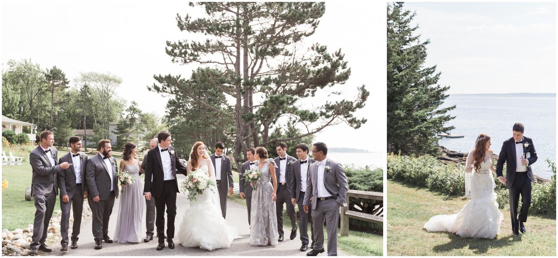 Spruce Point Inn Wedding