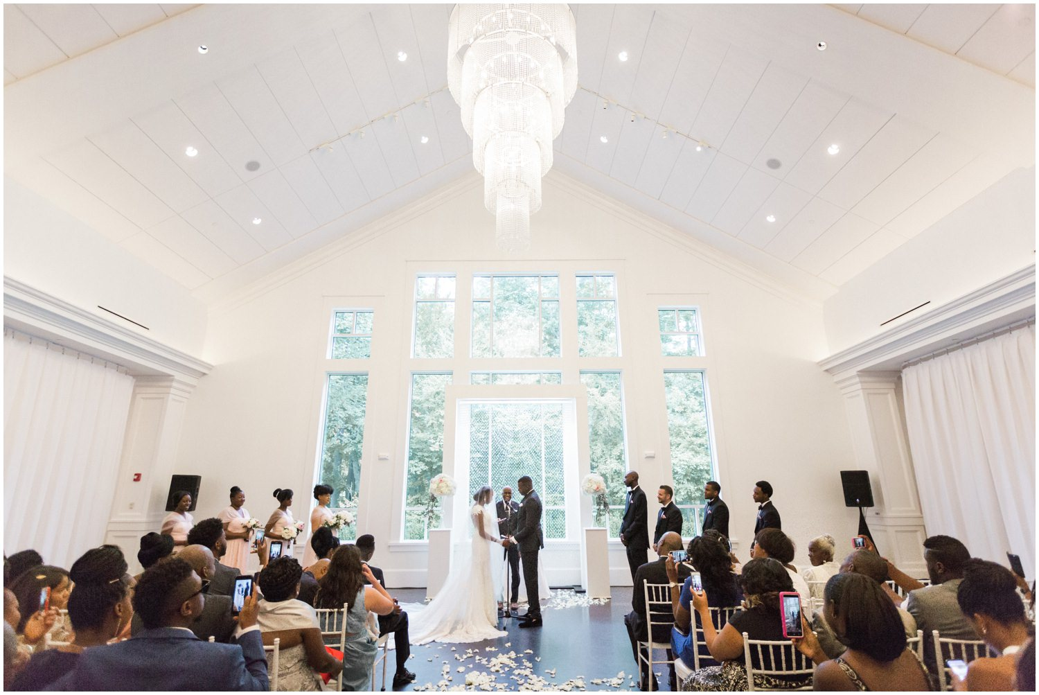Lakeview Pavilion Wedding