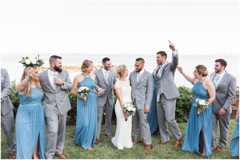 Endicott College Wedding