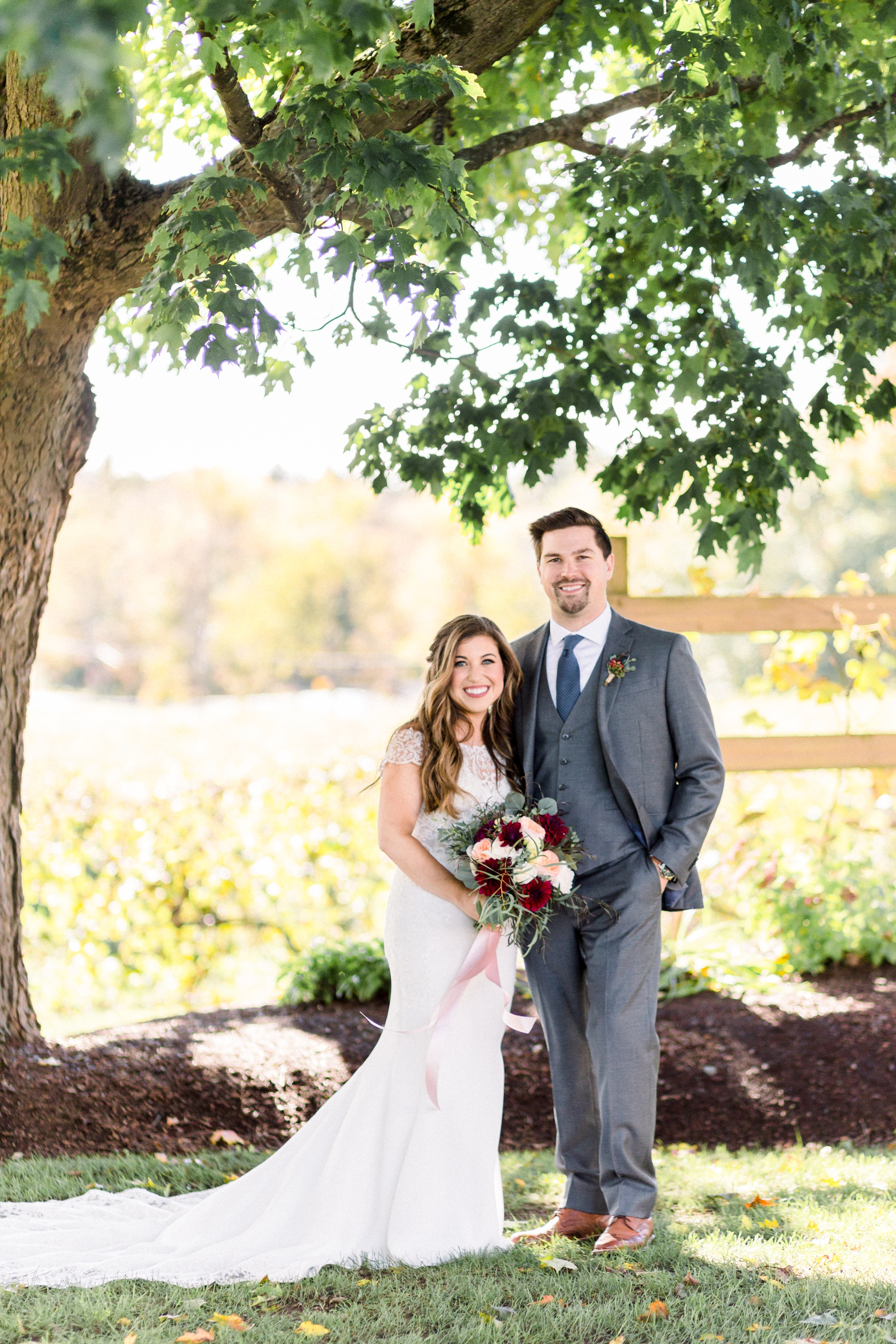 Flag Hill Winery Wedding