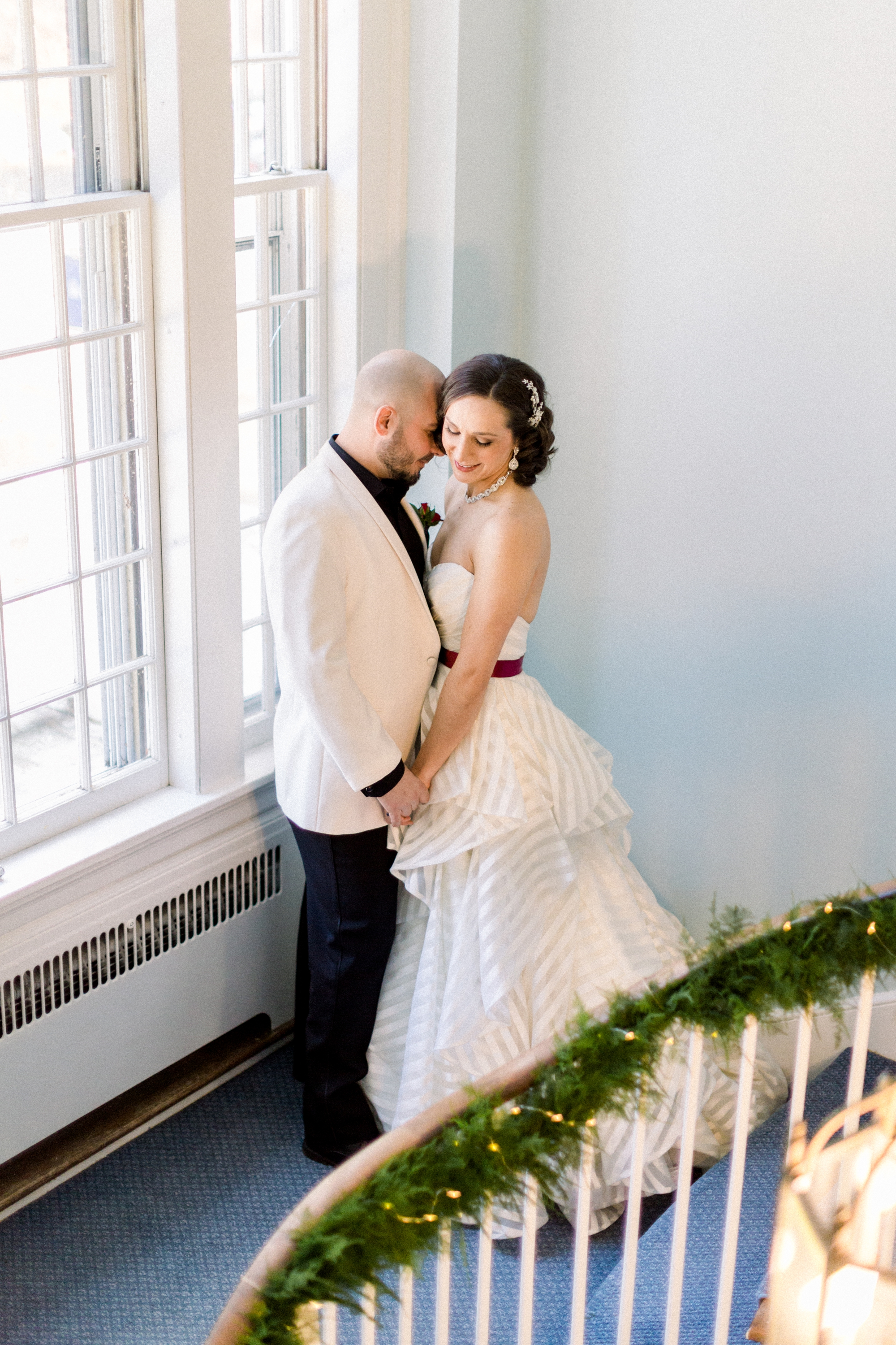 Massachusetts Winter Wedding
