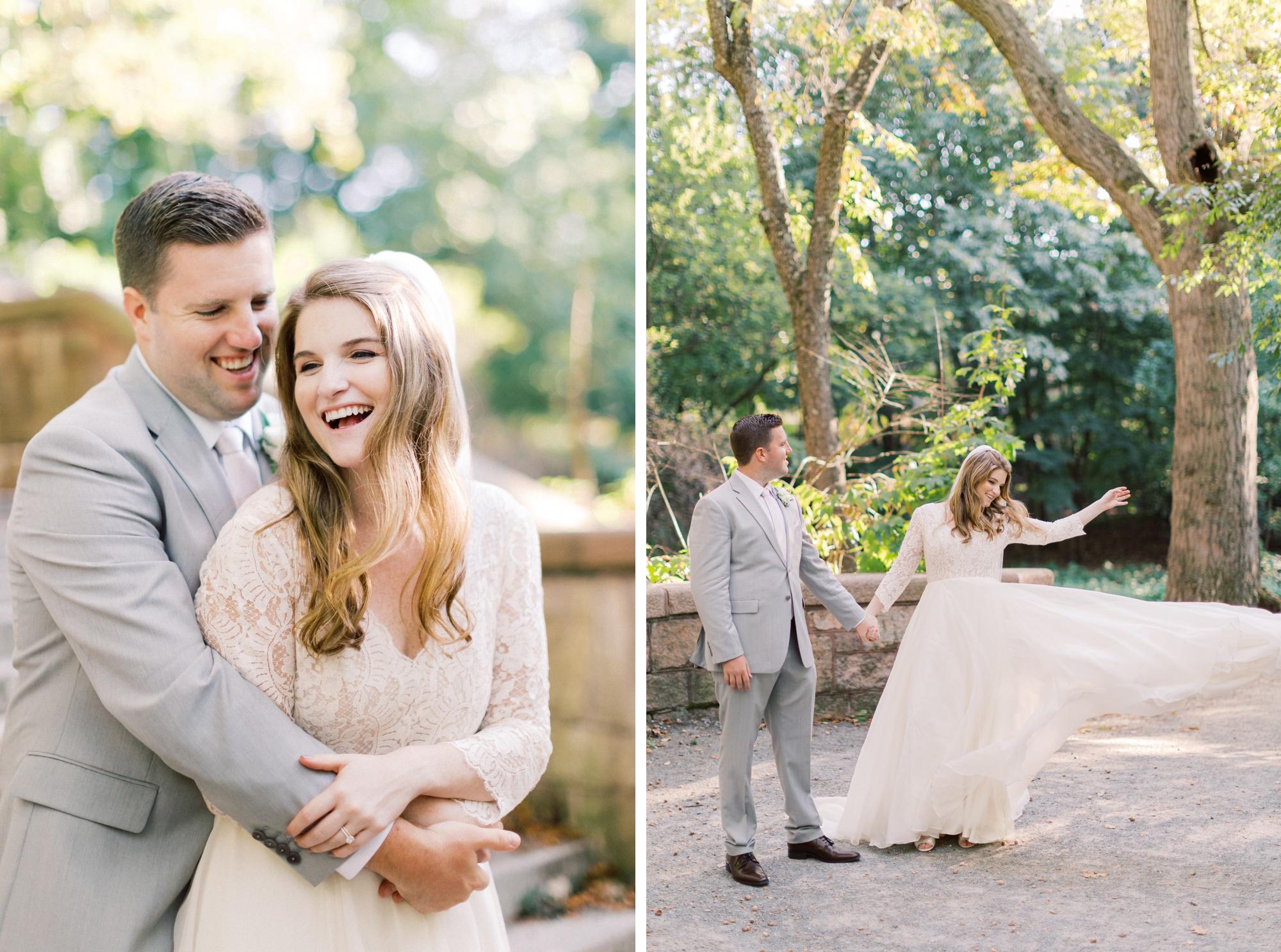 Alden Castle Wedding Photographer