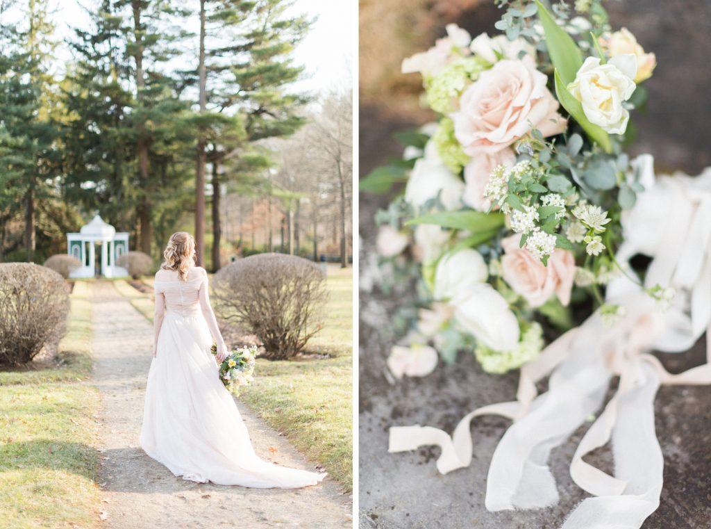 Glen Magna Wedding
